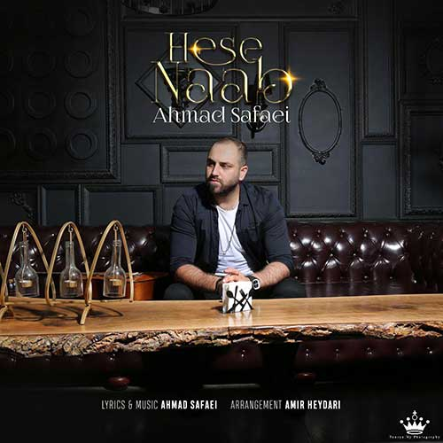 آهنگ جدید احمد صفایی به نام حس ناب