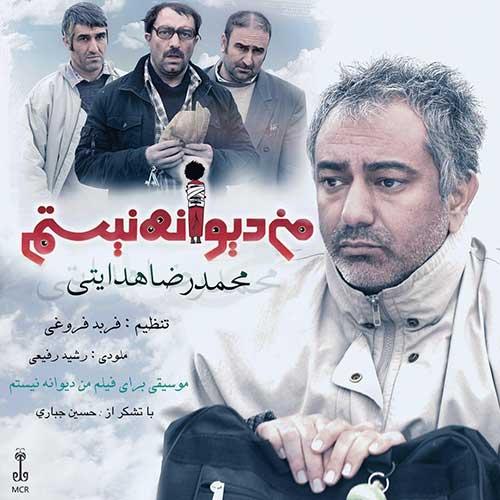 آهنگ جدید محمدرضا هدایتی به نام من دیوانه نیستم
