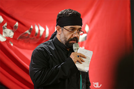 دانلود نوحه محمود کریمی به نام به خیمه قحط آب است