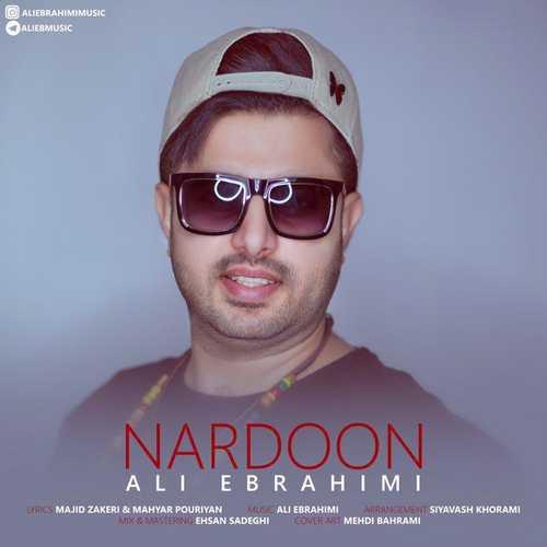 آهنگ جدید علی ابراهیمی به نام ناردون