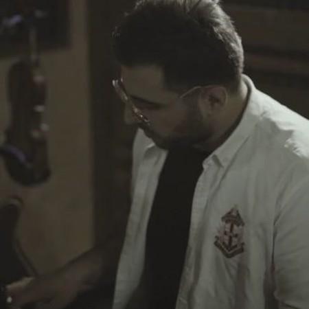 آهنگ جدید آصف آریا به نام هزار سال گذشت
