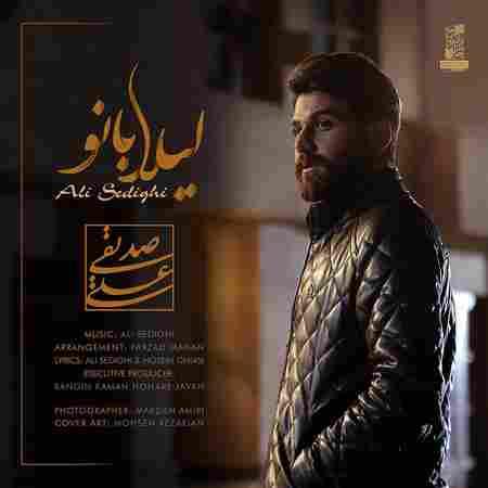 آهنگ جدید علی صدیقی به نام لیلا