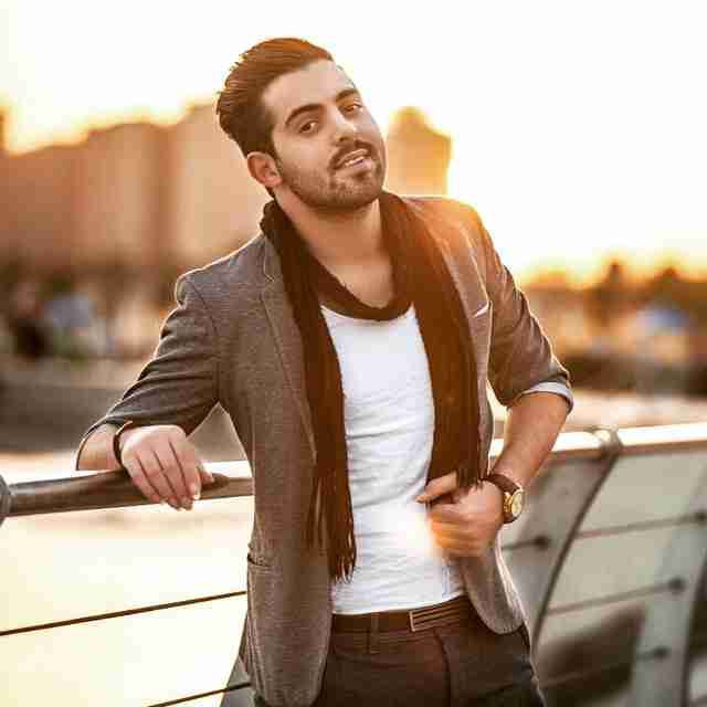 آهنگ جدید سعید کرمانی به نام نشونه