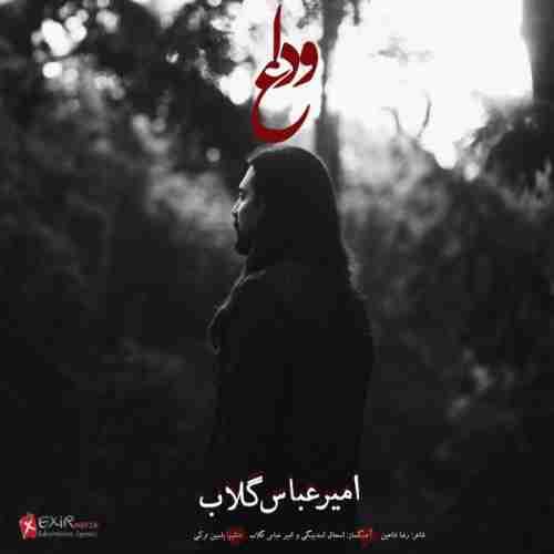 آهنگ جدید امیر عباس گلاب به نام وداع