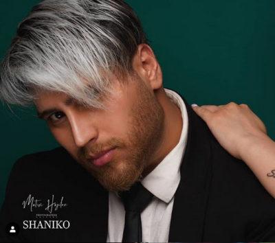 آهنگ جدید شانیکو به نام میخوام نباشی
