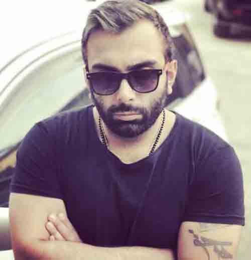 آهنگ جدید مسعود صادقلو به نام تهران