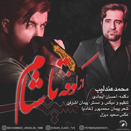 آهنگ جدید محمد عندلیب به نام از کوفه تا شام