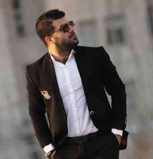 دانلود آهنگ شرمنده از مجید خراطها