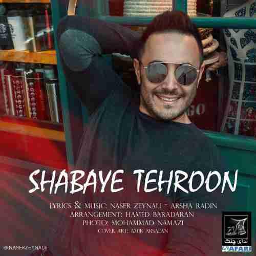 آهنگ جدید ناصر زینلی به نام شبای تهرون