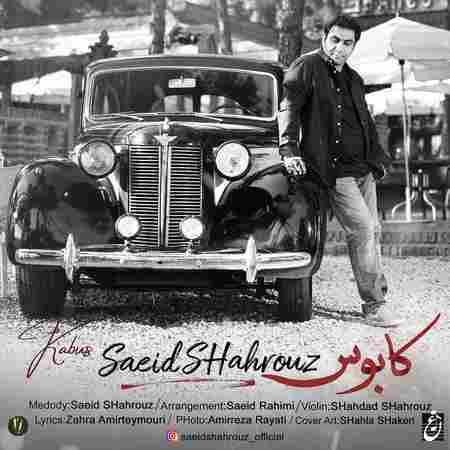 آهنگ جدید سعید شهروز به نام کابوس
