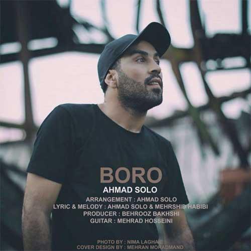 دانلود آهنگ برو از احمد سلو