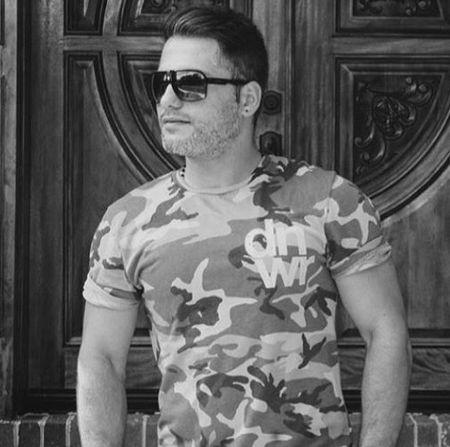 آهنگ جدید احمد سعیدی به نام من پایم
