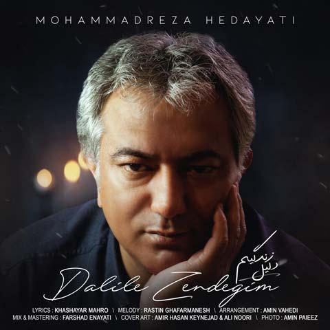 آهنگ جدید محمدرضا هدایتی به نام دلیل زندگیم